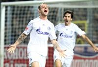 Fussball Bundesliga 10/11 - SC Freiburg vs. FC Schalke 04