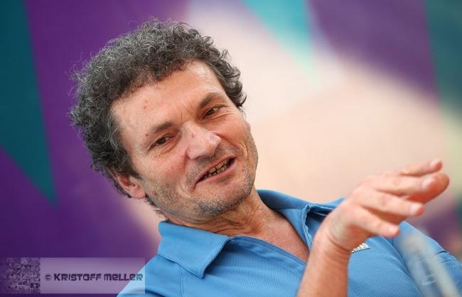 Der Langstreckenläufer und Laufcoach Herbert Steffny im Interview