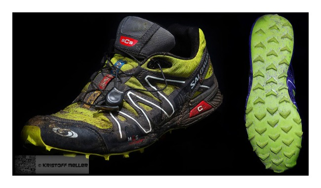 Salomon Speedcross 2 - Kilometerstand: 685 Kilometer
