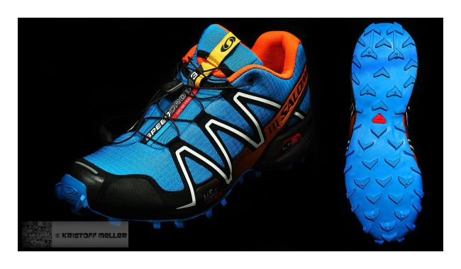 Salomon Speedcross 3 - Kilometerstand: 0 Kilometer