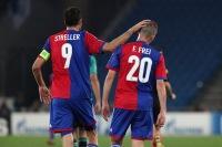 Fussball - Champions League 13/14 - FC Basel vs. FC Schalke 04