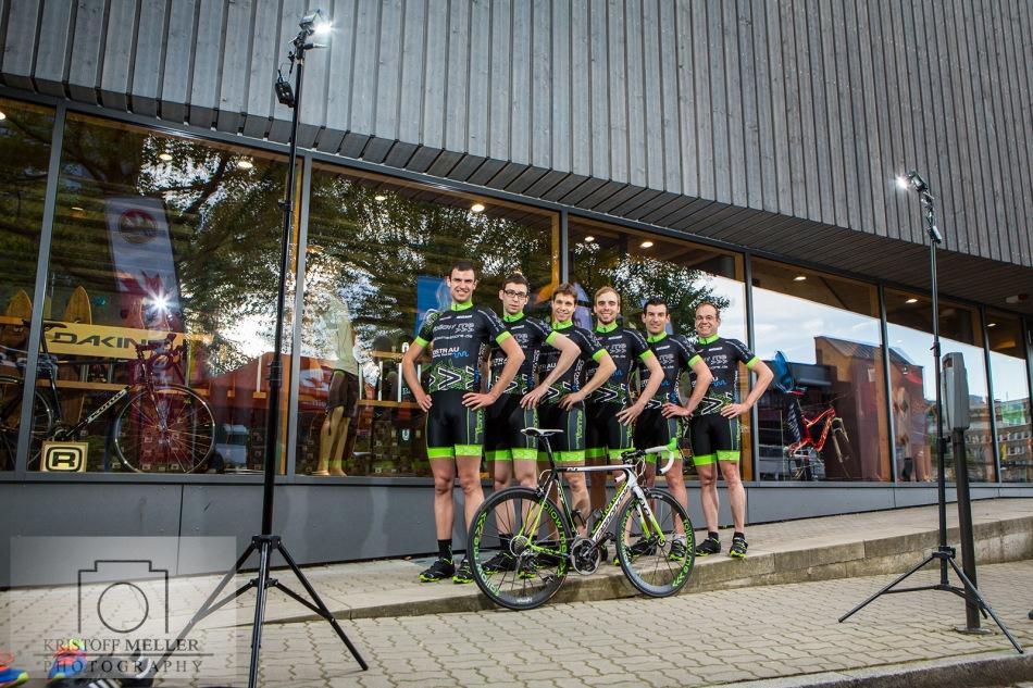 Mannschaftsfoto Team Follow Me Lörrach 2014