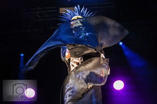 Stimmen-Festival 2017 - Grace Jones und L.A. Salami (Support) auf dem Marktplatz Lörrach