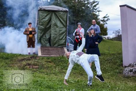 Theater in den Bergen 2017 - James Blond