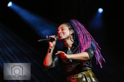Baloise Session 2017 Basel - Alicia Keys - Ira May (Support)